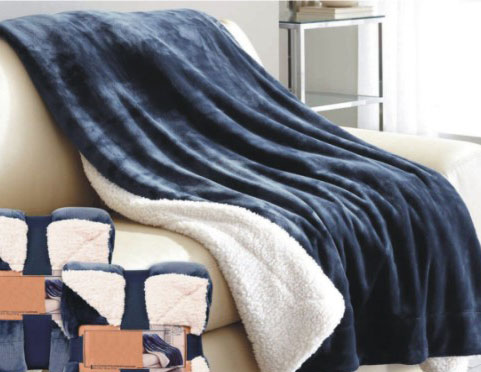 Sherpa Throws and Blankets